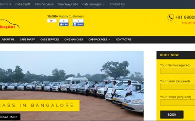 Cabs in Bangalore