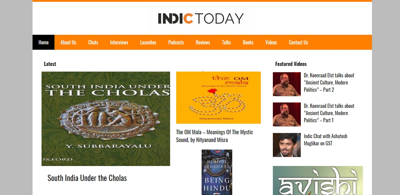 Indic Today