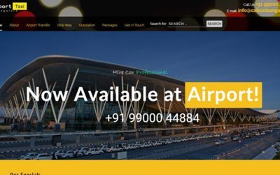 Airport Taxi Bangalore
