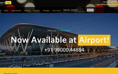 Airport Taxi Bangalore