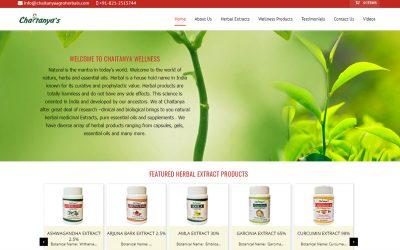 Chaitanya Agro Herbals
